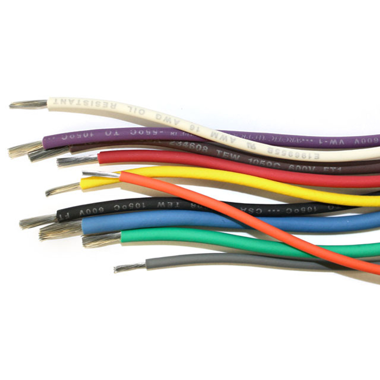 Polar Wire Arctic Ultraflex Blue 10-18 AWG single conductor tinned fine strand wire features a tough, abrasion resistant jacket and is ultra flexible in temperatures to -55°C