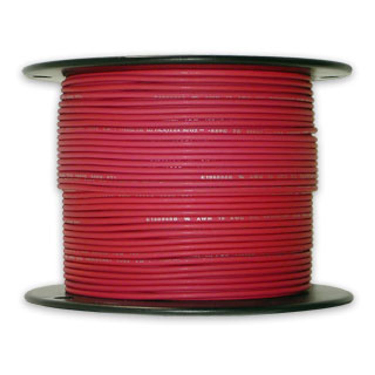 Arctic Ultraflex Cold Weather Flexible Wire 500 Foot Spool 14 AWG Red
