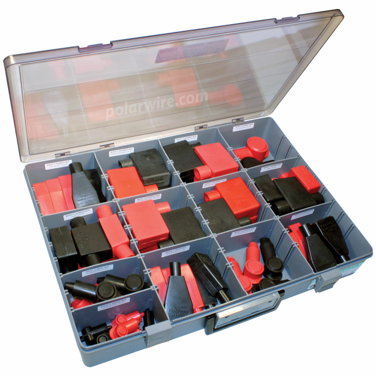 BATTERY BOOT KIT ASSORTED SIZES & STYLES
