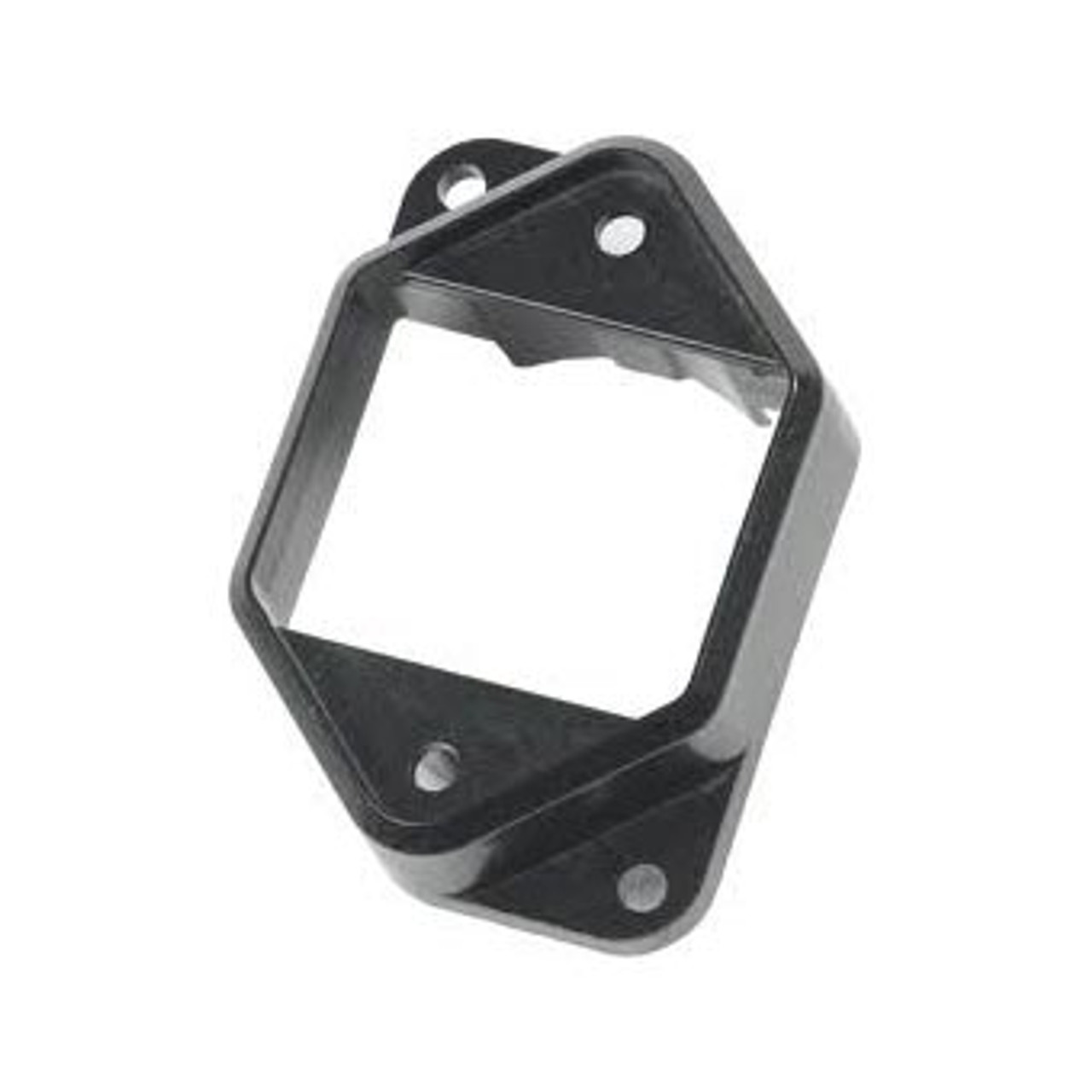 "285/185 BEZEL MOUNTING ADAPTER FOR 2-1/8"" HOLE"