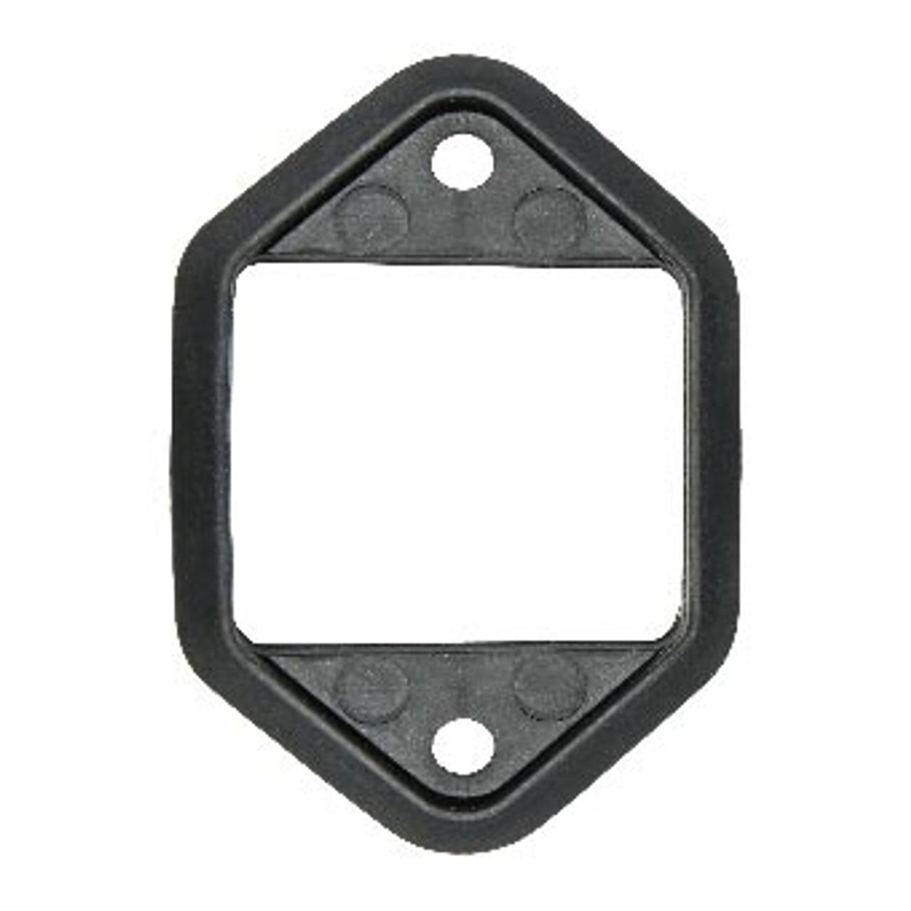 285/185 MOLDED RUBBER BEZEL FOR PANEL MNT BRKRS