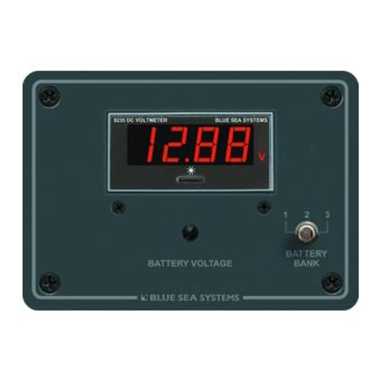PANEL 7-60VDC 3 BLANK DIGITAL