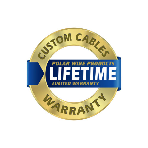 Arctic Ultraflex Blue fuse holders are covered by Polar Wire's LIFETIME limited parts and manufacturing warranty