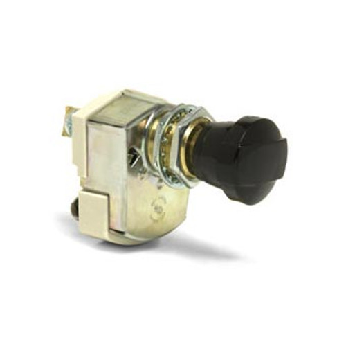 HEATER/DEFROSTER SWITCH 24V 6.0 OHMS ROTARY