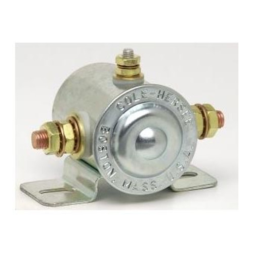 SOLENOID 12V CONTINUOUS GROUNDED