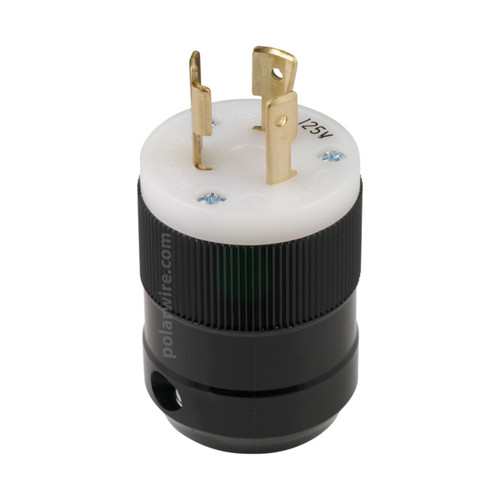 L5-20P 20A 125V MALE LIT MALE LIT END