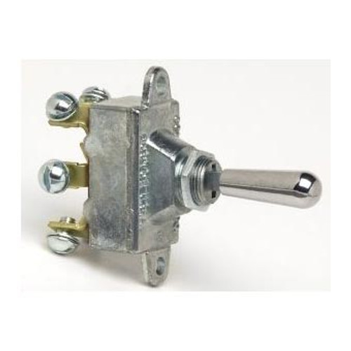 TOGGLE SWIT H/D ON-OFF-ON DPDT 20AMP METAL 6 SCREW
