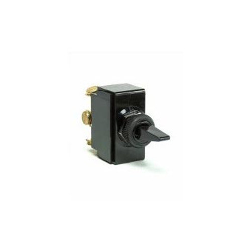 TOGGLE SWIT ON-OFF-ON 3S SPST 3 SCREW TERMINALS