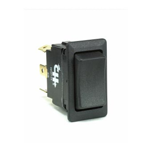 ROCKER SWITCH ON-OFF-ON W SPDT 3 BLADE TERMINALS