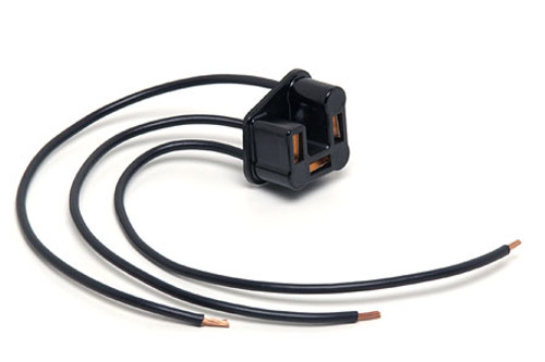 SEALED BEAM CONNECTOR 3 LEADS