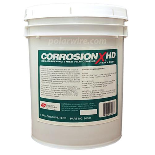 CORROSION X HD 5 GAL
