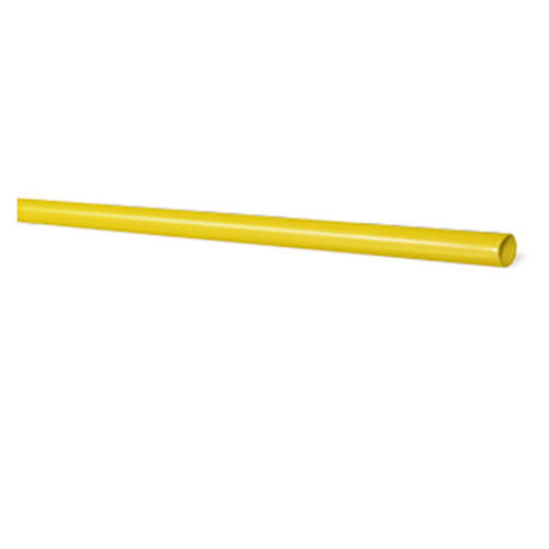 """HEAT SHRINK 3/8"""" YELLOW 4'  ADHESIVE LINED DUAL WALL"""