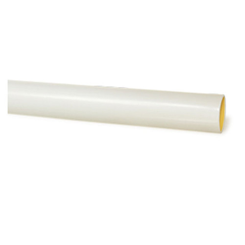 """HEAT SHRINK 1.0"""" WHITE 4'  ADHESIVE LINED DUAL WALL"""