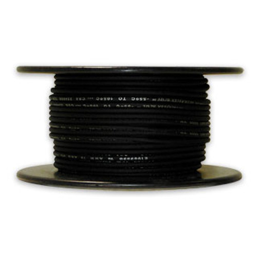 Arctic Ultraflex Cold Weather Flexible Wire 100 Foot Spool 16 AWG Black