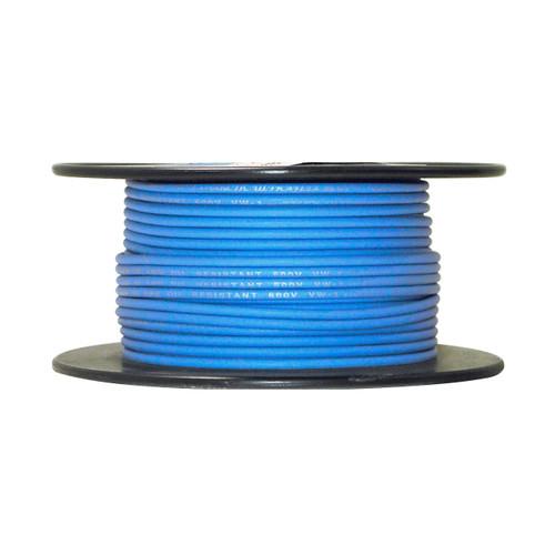 ARCTIC ULTRAFLEX 18GA BLUE  100 FOOT ROLL