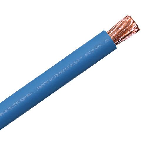 ARCTIC ULTRAFLEX 2/0 BLUE PER FOOT
