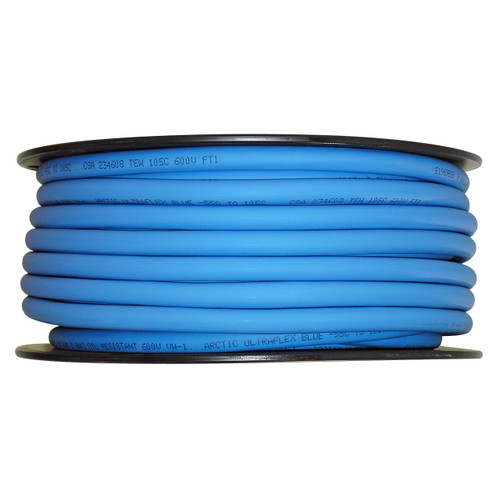 ARCTIC ULTRAFLEX 2GA BLUE 100 FOOT ROLL