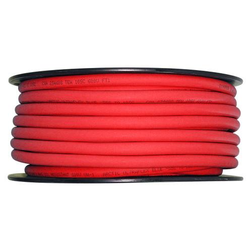ARCTIC ULTRAFLEX 2GA RED 100 FOOT ROLL