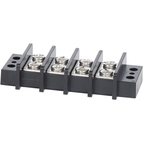 Blue Sea Systems 2604 4 circuit 65 amp terminal block