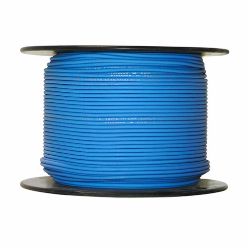 ARCTIC ULTRAFLEX 18GA BLUE  500 FOOT ROLL