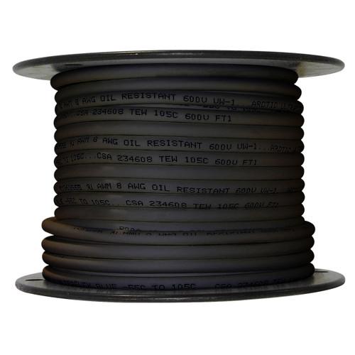 ARCTIC ULTRAFLEX 8GA BLACK 100 FOOT ROLL