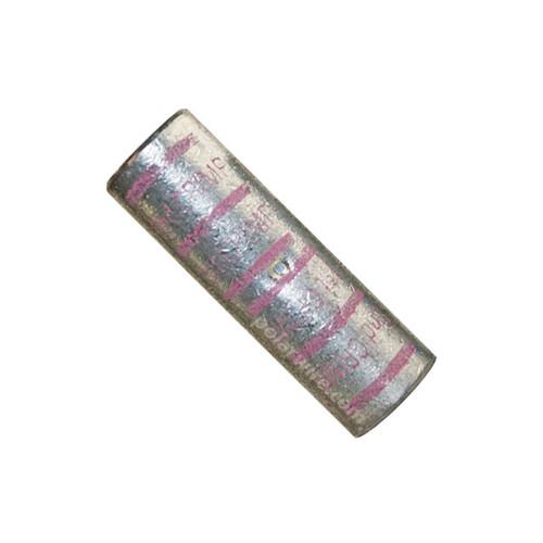 POWER SPLICE 2-1 GA PINK  PLATED COPPER HEAVY DUTY
