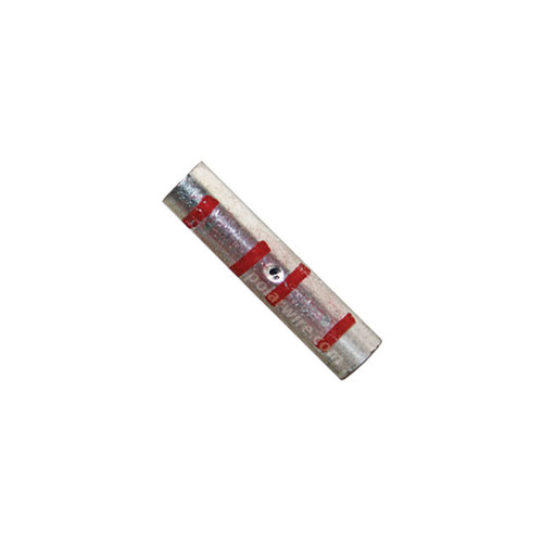 POWER SPLICE 8 GA RED  PLATED COPPER HEAVY DUTY