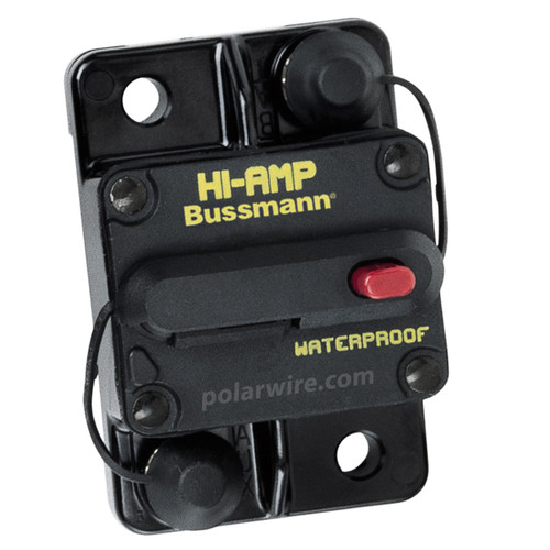 CIRCUIT BREAKER 100 AMP HI-AMP TYPEIII WATERPROOF