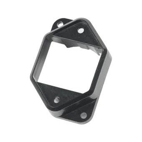 """285/185 BEZEL MOUNTING ADAPTER FOR 2-1/8"""" HOLE"""