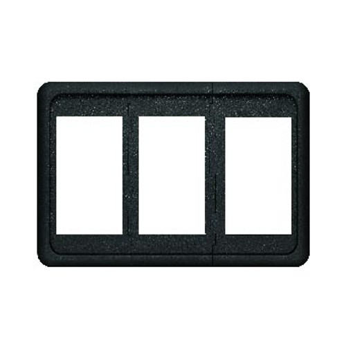 ROCKER SWITCH BRACKET 2 END,1 CENTER