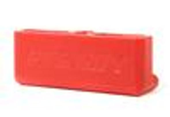 Perrin Subaru BRZ/Scion FRS/Toyota 86 Trunk Handle - Red (Single Handle w/Hardware)