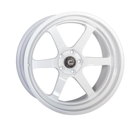 Cosmis Racing XT-006R White Wheel 20x9.5 +10mm 5x120