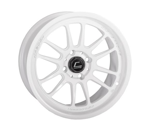 Cosmis Racing XT-206R White Wheel 15x8 +30mm 4x100