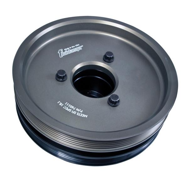Fluidampr Chevy LS3/L99/Camaro w/ Stock Pulley Steel Internally Balanced Damper