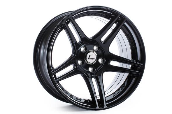 Cosmis Racing S5R Wheel Black 17x10 +22mm 5x114.3