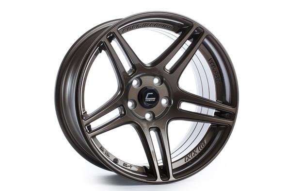 Cosmis Racing S5R Wheel Bronze 17x9 +22mm 5x114.3