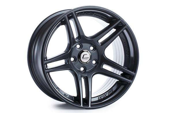 Cosmis Racing S5R Wheel Gun Metal 17x9 +22mm 5x114.3