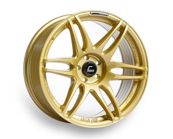 Cosmis Racing MRII Gold Wheel 18x8.5 +22mm 5x114.3