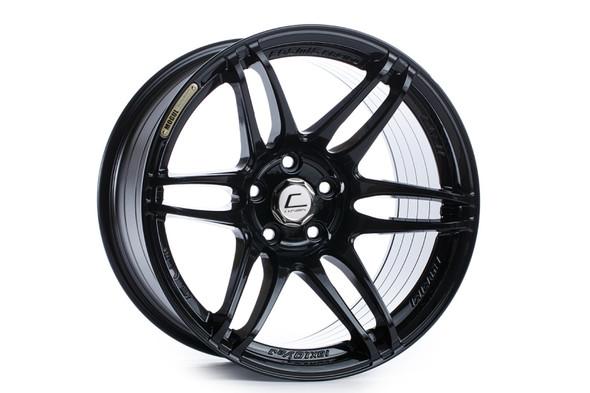 Cosmis Racing MRII Black Wheel 17x9 +10mm 5x114.3
