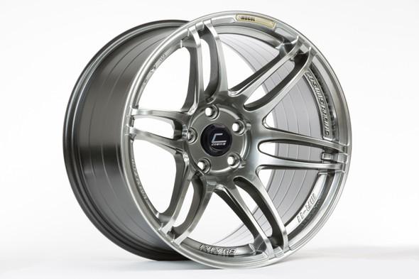 Cosmis Racing MRII Hyper Black Wheel 17x9 +10mm 5x114.3
