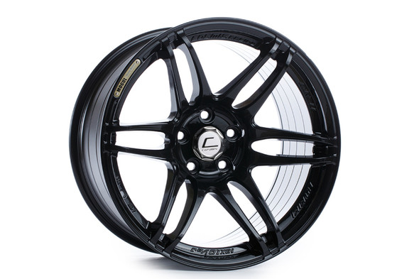 Cosmis Racing MRII Black Wheel 18x8.5 +22mm 5x114.3