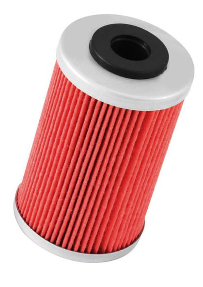 K&N 1.625in OD x 2.719in H Oil Filter