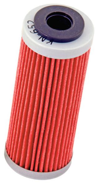 K&N 1.313in OD x 3.438in H Oil Filter
