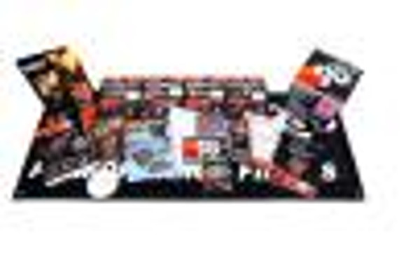 K&N Sticker Sheet 4.5in x 10.5in (various different stickers)
