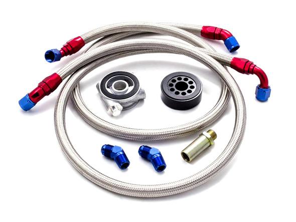 AVO 13-17 Subaru BRZ/Scion FR-S Oil Cooler Kit