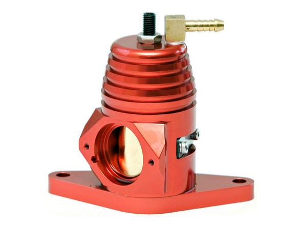AVO Turbo Blow-Off Valves Red - 02-07 WRX / 04-10 STI