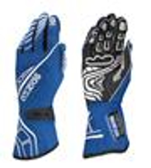 Sparco Glove LAP RG5 10 BLK/YEL