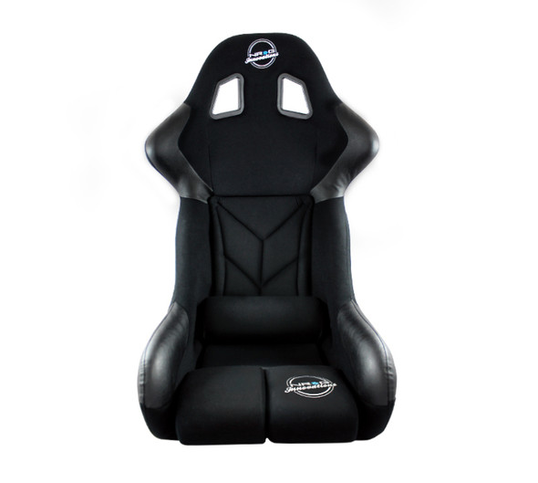 NRG FIA Competition Seat w/Competition Fabric & FIA Homologated Free Driving Position