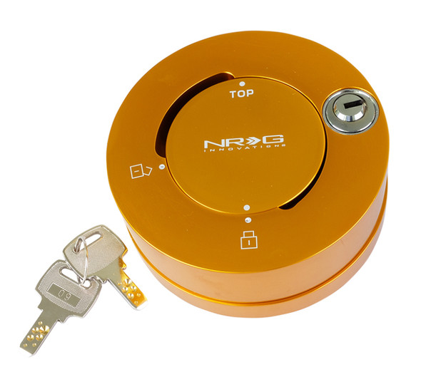 NRG Quick Lock - Rose Gold