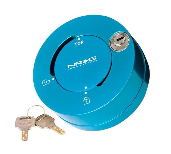 NRG Quick Lock - New Blue